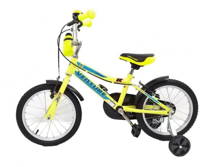 Bicicleta Copii Venture 1617 Galben 16 Inch [1]