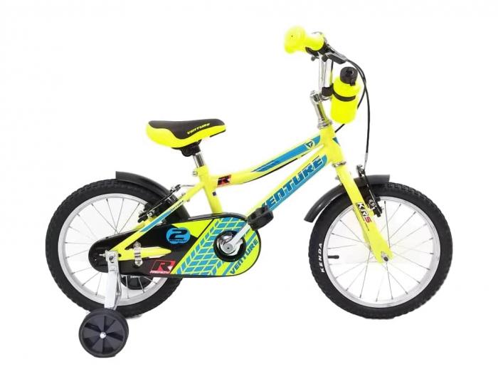 Bicicleta Copii Venture 1617 Galben 16 Inch [0]