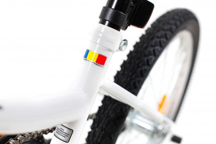 Bicicleta Copii Venture 2011 Alb 20 Inch 7