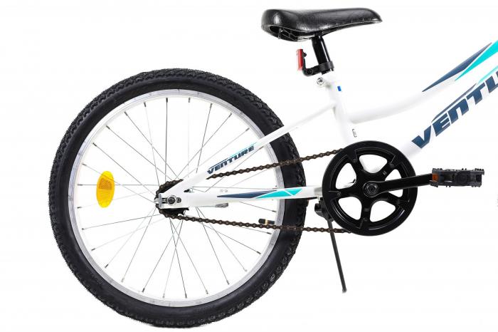 Bicicleta Copii Venture 2011 Alb 20 Inch 4
