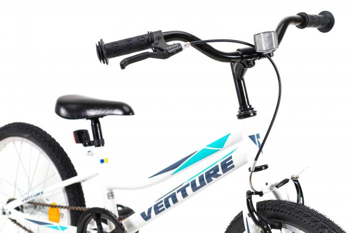 Bicicleta Copii Venture 2011 Alb 20 Inch 1