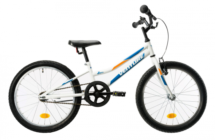 Bicicleta Copii Venture 2011 Alb/Albastru 20 Inch 1