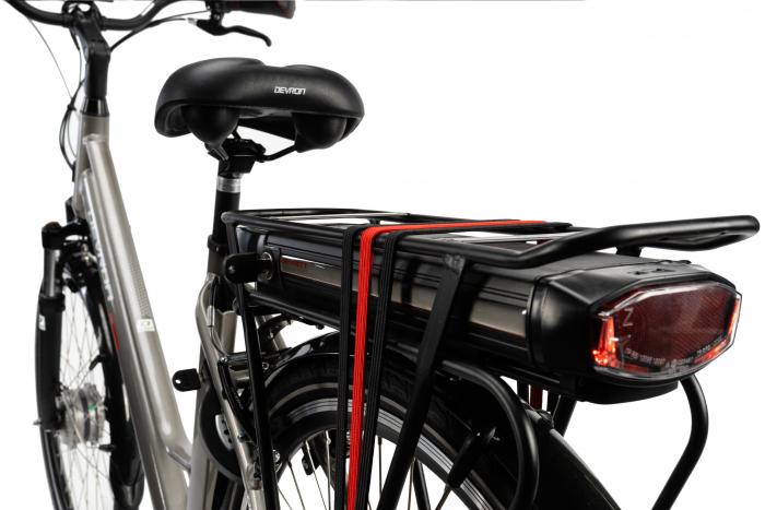 Bicicleta Electrica Devron 26122 M Negru 26 Inch 3