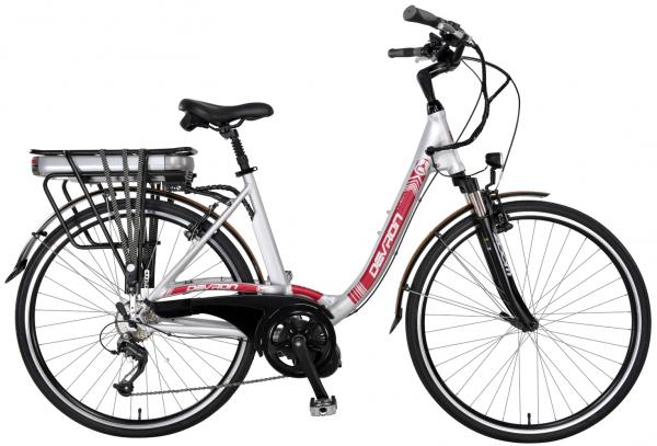 Bicicleta Electrica Devron 28006 Eco I-Vega Negru 28 Inch 1