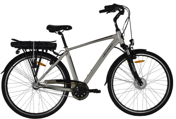 Bicicleta Electrica Devron 28121 L Champagne 28 Inch [0]