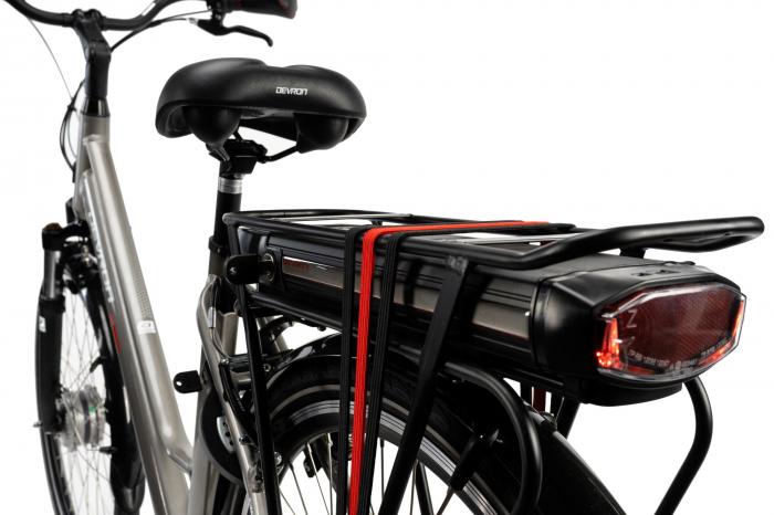 Bicicleta Electrica Devron 28122 L Gri 28 Inch 7