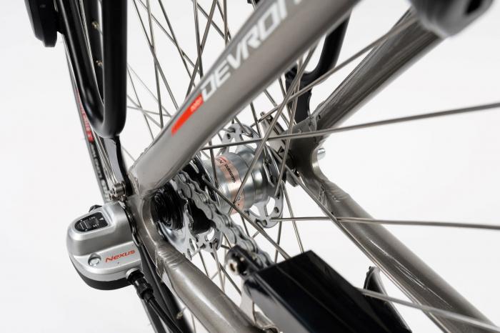 Bicicleta Electrica Devron 28122 L Gri 28 Inch 5
