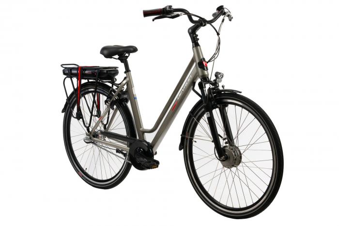 Bicicleta Electrica Devron 28122 L Gri 28 Inch 3
