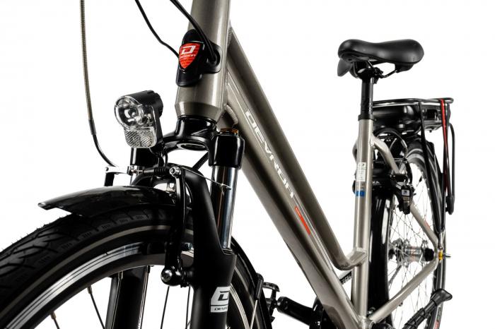Bicicleta Electrica Devron 28122 L Gri 28 Inch 6