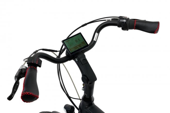 Bicicleta Electrica Devron 28125 Negru L 28 Inch 3