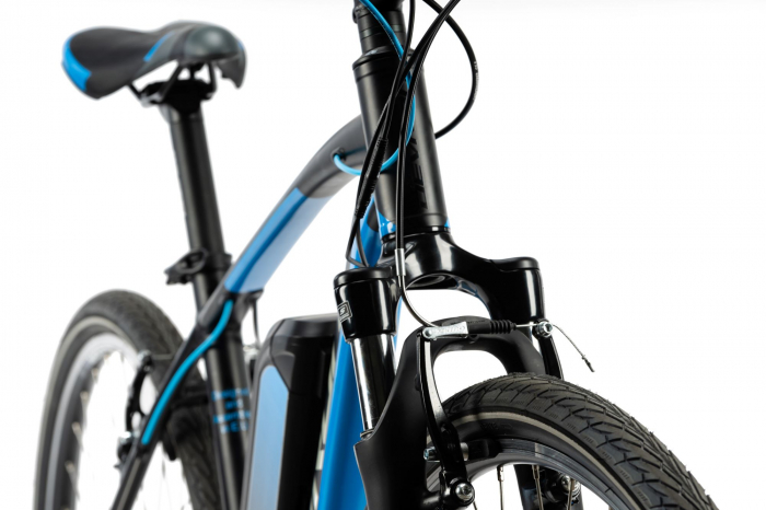 Bicicleta Electrica Devron 28161 Xl 520Mm Negru 28 Inch 5