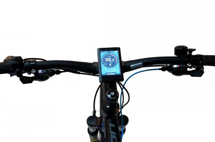 Bicicleta Electrica Devron 28161 Xl 520Mm Negru 28 Inch 4