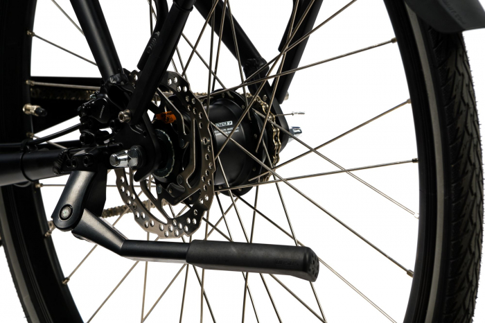 Bicicleta Electrica Devron 28427 Xl 530Mm Negru 28 Inch 6