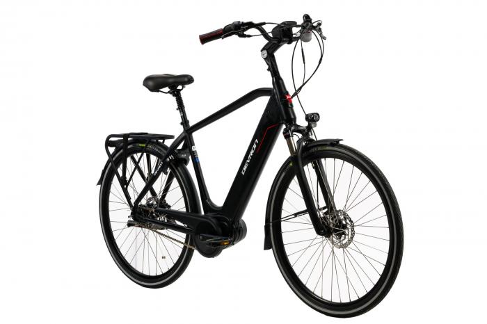 Bicicleta Electrica Devron 28427 Xl 530Mm Negru 28 Inch 1