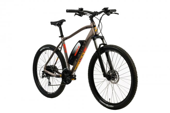 Bicicleta Electrica Devron Riddle M1.7 E-Bike M Neon 27.5 Inch 2