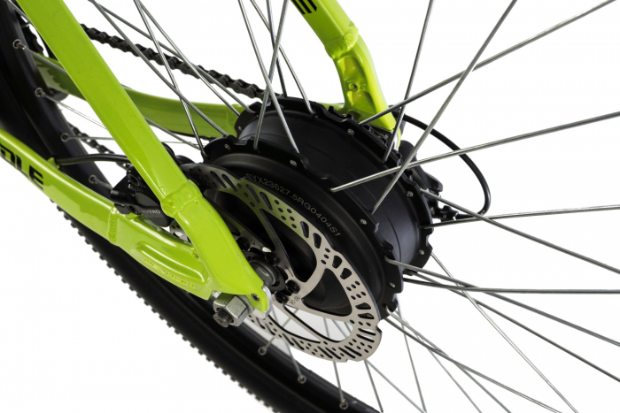 Bicicleta Electrica Devron Riddle M1.7 E-Bike M Neon 27.5 Inch 8