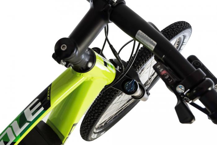 Bicicleta Electrica Devron Riddle M1.7 E-Bike M Neon 27.5 Inch 9