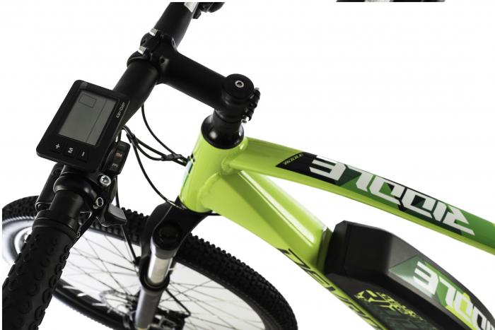 Bicicleta Electrica Devron Riddle Man E1.7 Xl 520Mm Gri Mat 27.5 Inch 4