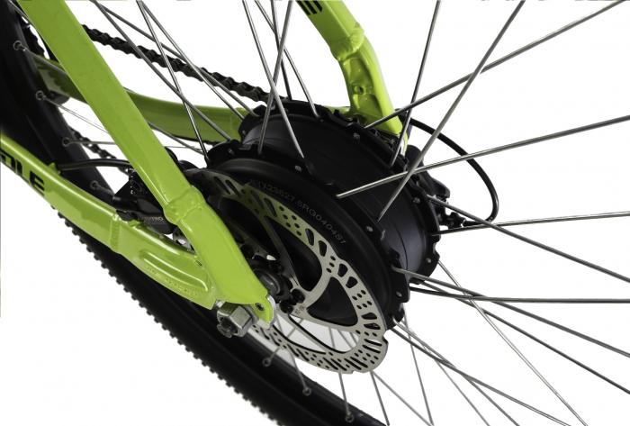 Bicicleta Electrica Devron Riddle Man E1.7 Xl 520Mm Gri Mat 27.5 Inch 3
