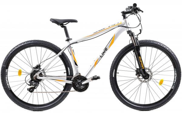 Bicicleta Mtb Afisport 2921 Supra L Albastru 29 Inch 1