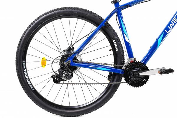 Bicicleta Mtb Afisport 2921 Supra L Albastru 29 Inch 2