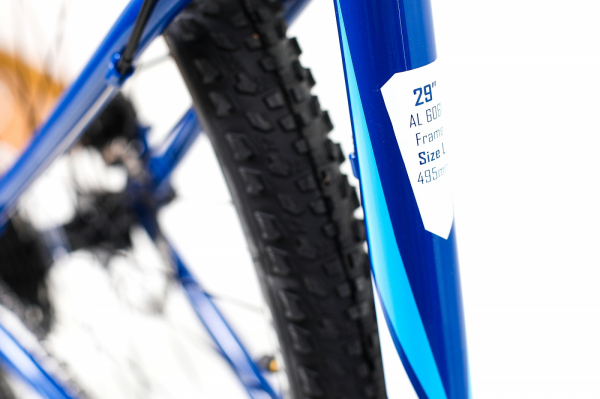 Bicicleta Mtb Afisport 2921 Supra L Albastru 29 Inch 16