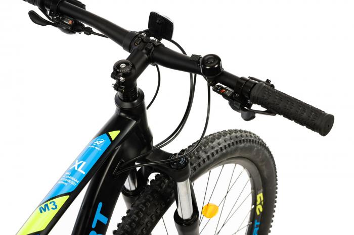 Bicicleta Mtb Afisport M3 - 29 inch, 495 mm, Gri [18]