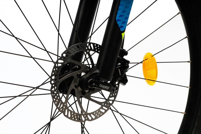 Bicicleta Mtb Afisport M3 - 29 inch, 495 mm, Gri [10]