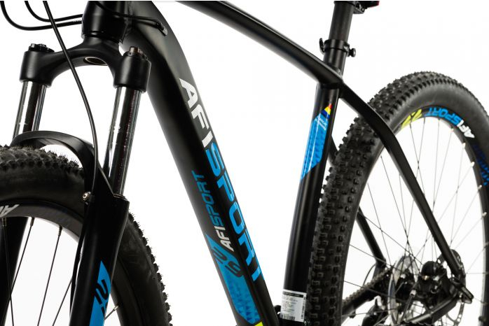 Bicicleta Mtb Afisport M3 - 29 inch, 495 mm, Gri [13]