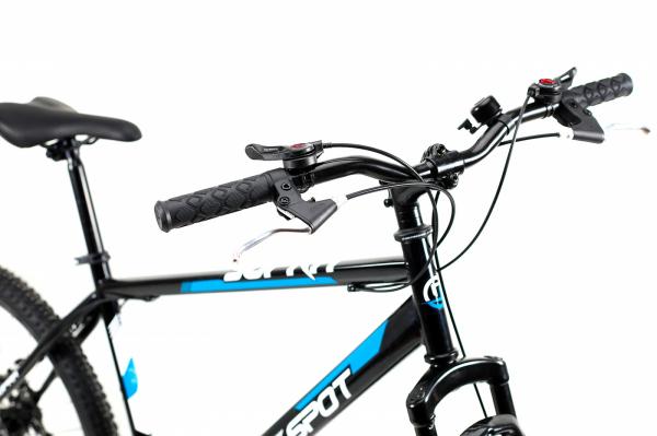 Bicicleta Mtb Afisport Supra Spot M Rosu 27.5 Inch 8