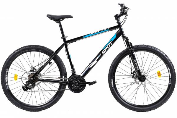 Bicicleta Mtb Afisport Supra Spot M Rosu 27.5 Inch 1
