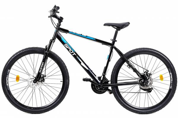 Bicicleta Mtb Afisport Supra Spot M Rosu 27.5 Inch 3