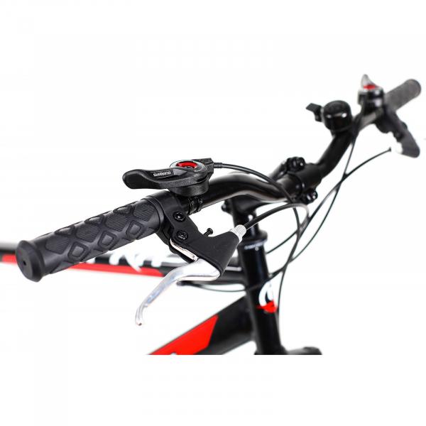 Bicicleta Mtb Afisport Supra Spot M Rosu 27.5 Inch 4