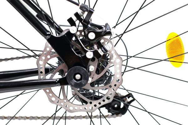 Bicicleta Mtb Afisport Supra Spot M Rosu 27.5 Inch 7