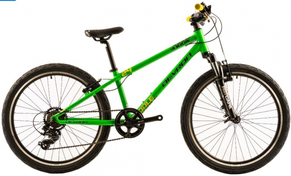 Bicicleta Mtb Devron Riddle K2.4 305Mm Roz 24 Inch 1