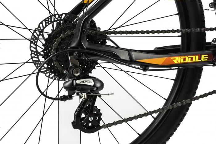 Bicicleta Mtb Devron Riddle M1.7 L Verde 27.5 Inch 10