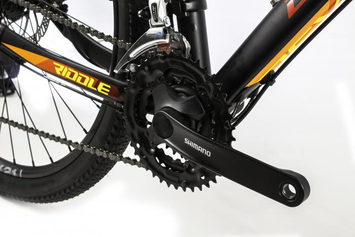 Bicicleta Mtb Devron Riddle M1.7 M 460Mm Verde Glossy 27.5 Inch 7