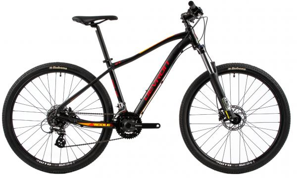 Bicicleta Mtb Devron Riddle M1.7 M 460Mm Verde Glossy 27.5 Inch 2