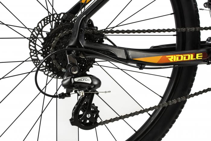 Bicicleta Mtb Devron Riddle M1.7 M 460Mm Verde Glossy 27.5 Inch 8