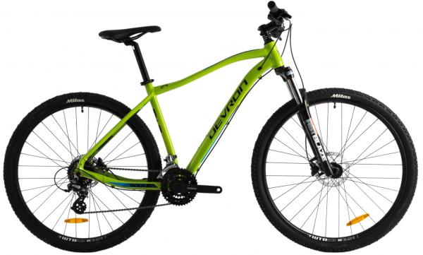 Bicicleta Mtb Devron Riddle M1.9 Xl 540Mm Verde Glossy 29 Inch 0