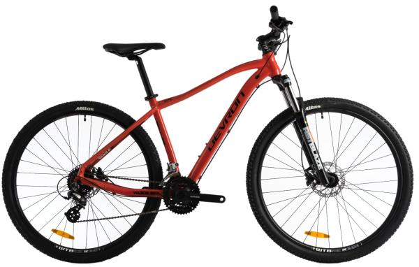 Bicicleta Mtb Devron Riddle M1.9 Xl 540Mm Verde Glossy 29 Inch 3