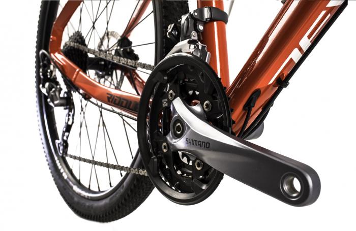 Bicicleta Mtb Devron Riddle M2.7 L Verde 27.5 Inch 6