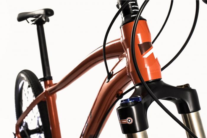 Bicicleta Mtb Devron Riddle M2.7 L Verde 27.5 Inch 5