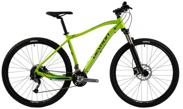 Bicicleta Mtb Devron Riddle M2.9 Xl 540Mm Negru 29 Inch 2