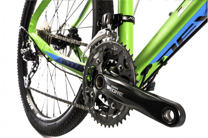 Bicicleta Mtb Devron Riddle M3.7 Verde 27.5 Inch 6
