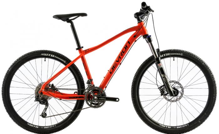 Bicicleta Mtb Devron Riddle M3.7 Verde 27.5 Inch 3