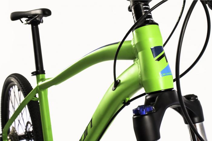 Bicicleta Mtb Devron Riddle M3.7 Verde 27.5 Inch 8