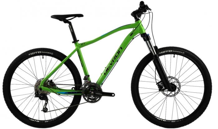 Bicicleta Mtb Devron Riddle M3.7 Verde 27.5 Inch 0