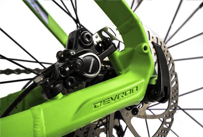 Bicicleta Mtb Devron Riddle M3.7 Verde 27.5 Inch 5