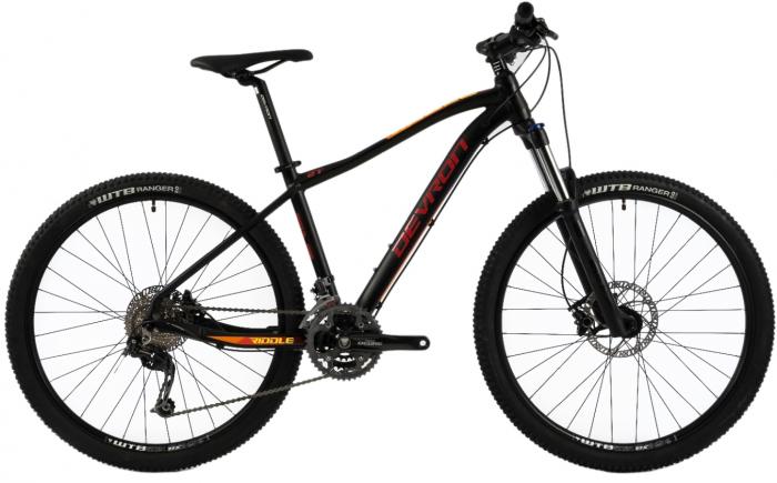 Bicicleta Mtb Devron Riddle M3.7 Verde 27.5 Inch 1